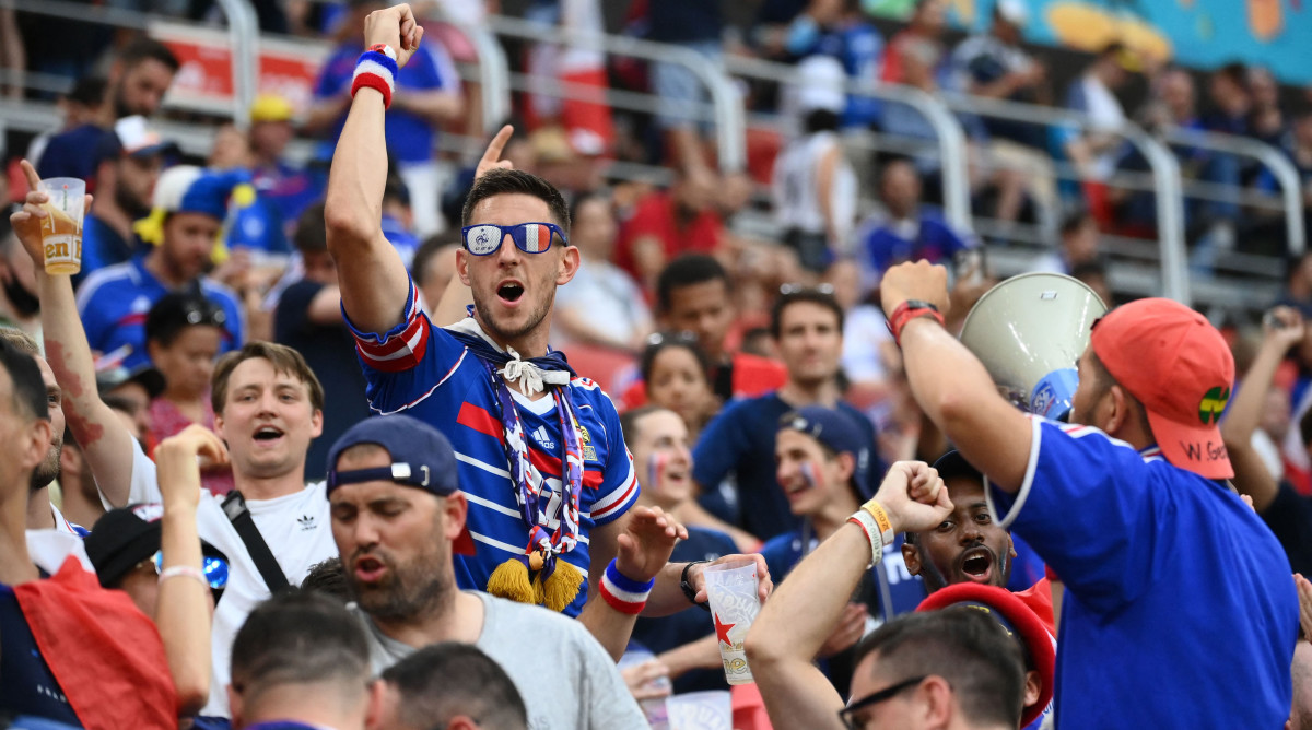 Fans Miss France Game After Confusing Bucharest for Budapest