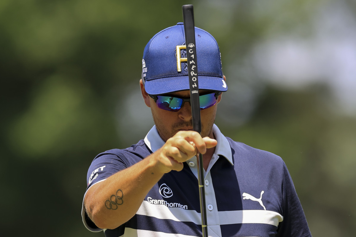 Rickie Fowler is in the field at this week's Travelers Championship in Connecticut.