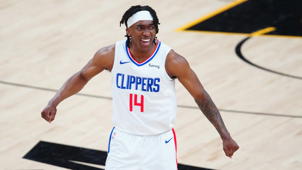Terance Mann of the Clippers