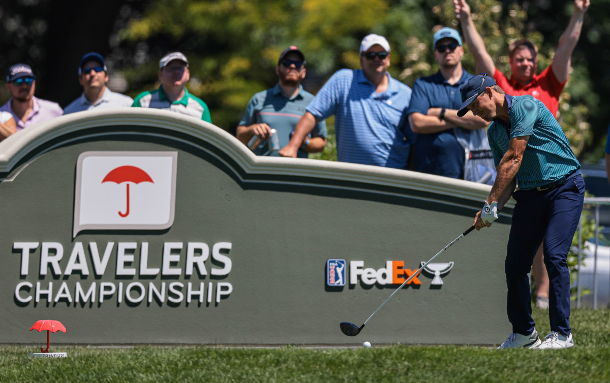 Entering this week's Travelers Championship, Kramer Hickok had missed 10 of 19 cuts on the PGA Tour this season.