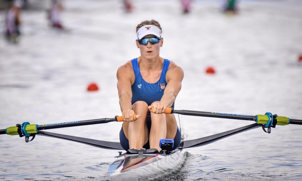 Kara Kohler, Olympic rower