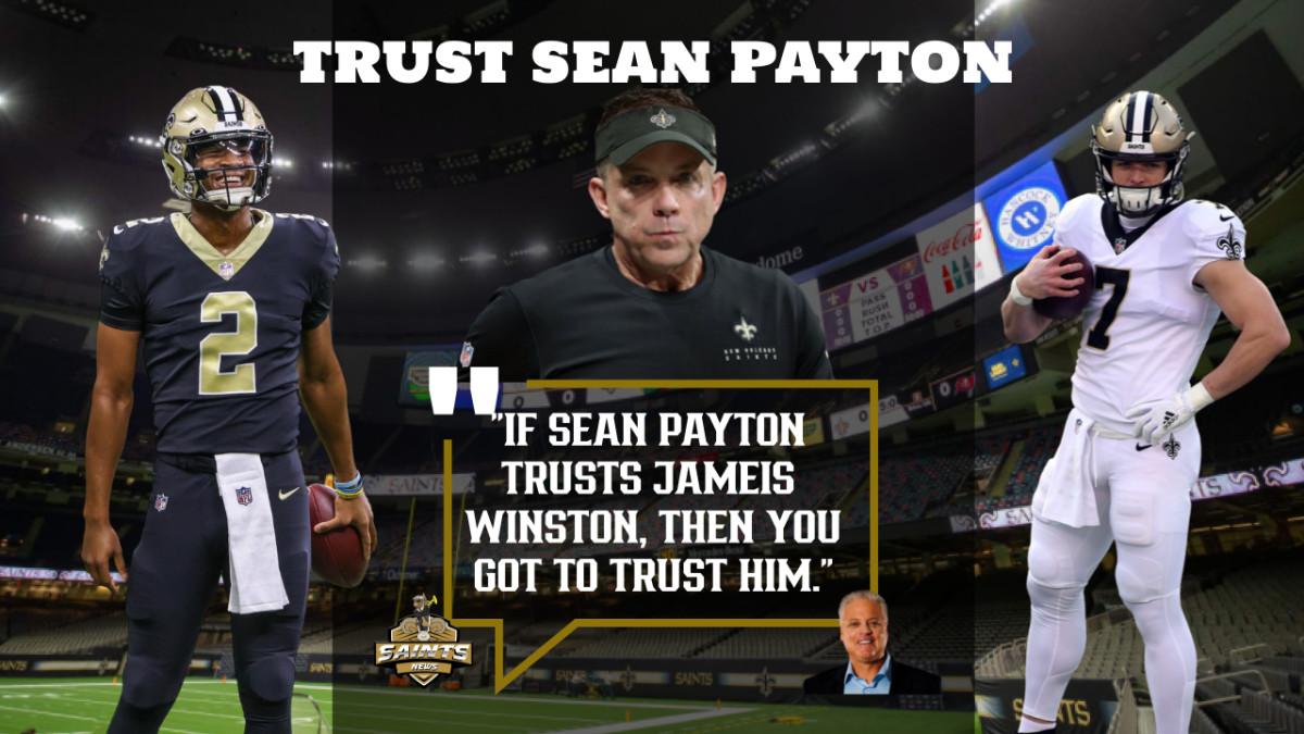 Trust Sean Payton
