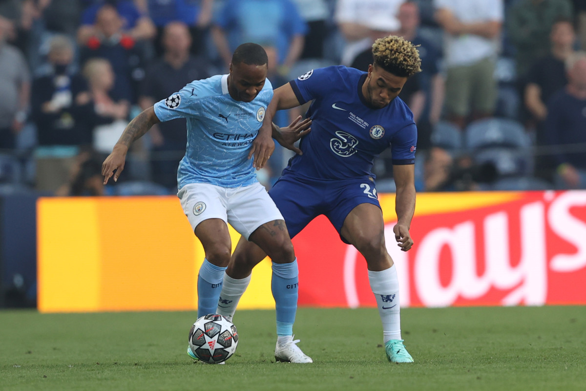 Reece James is attracting interest from Premier League Champions Manchester City
