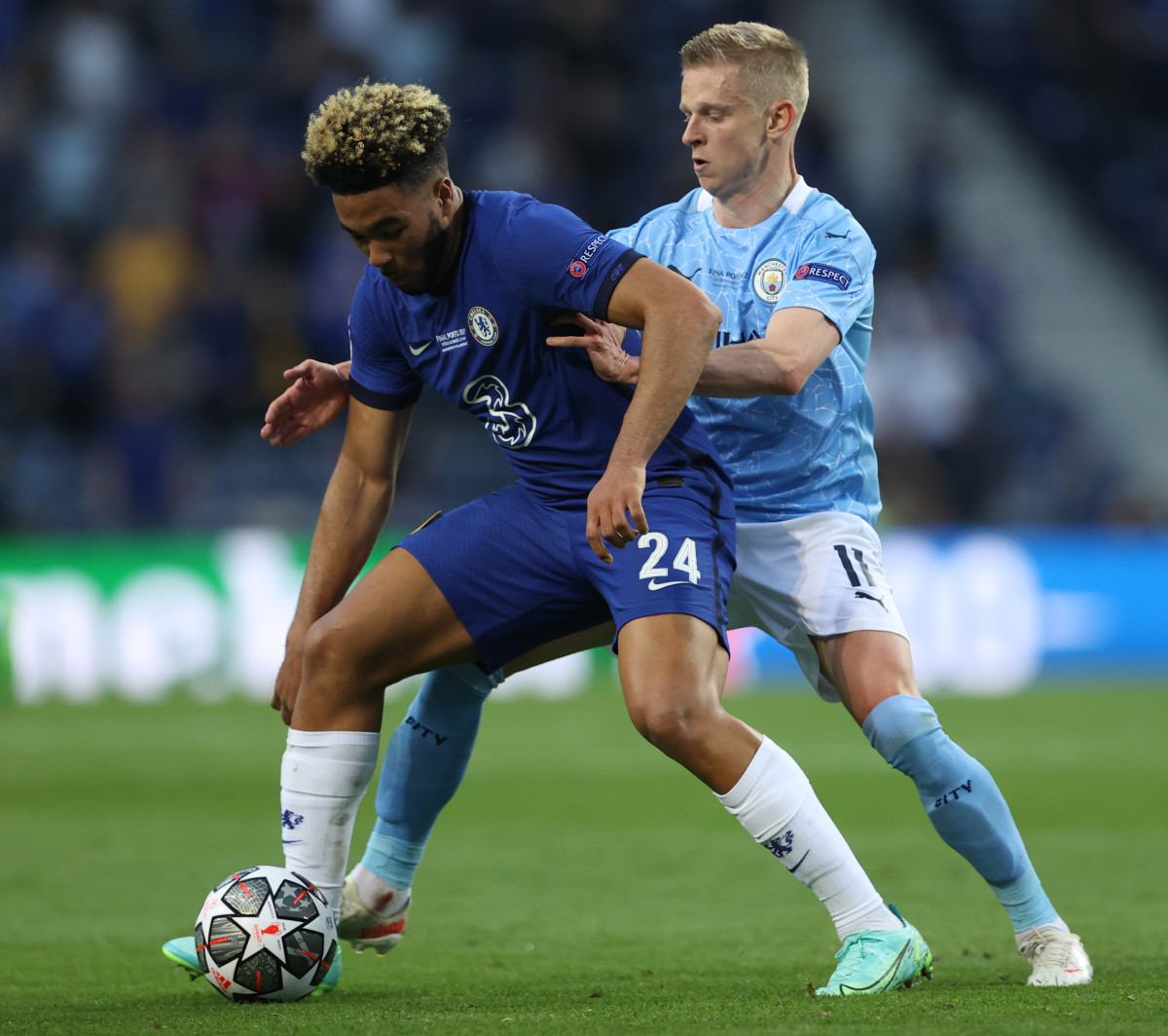 The defender is set to stay at Chelsea