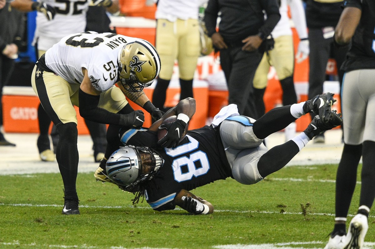 Zack Baun vs. Panthers