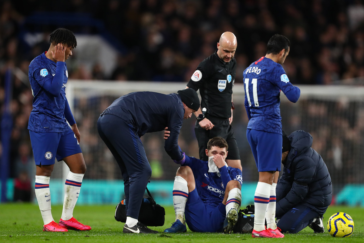 Christensen has 74 league games with Chelsea to his name