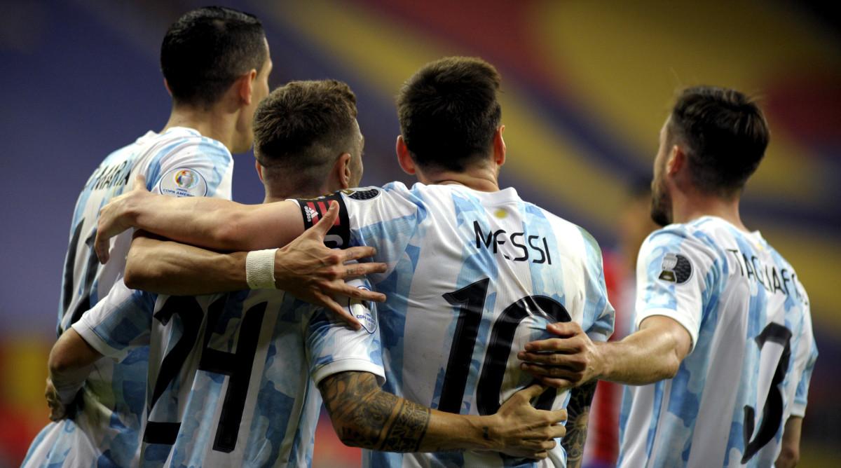 Copa América: How to Watch Argentina vs. Bolivia
