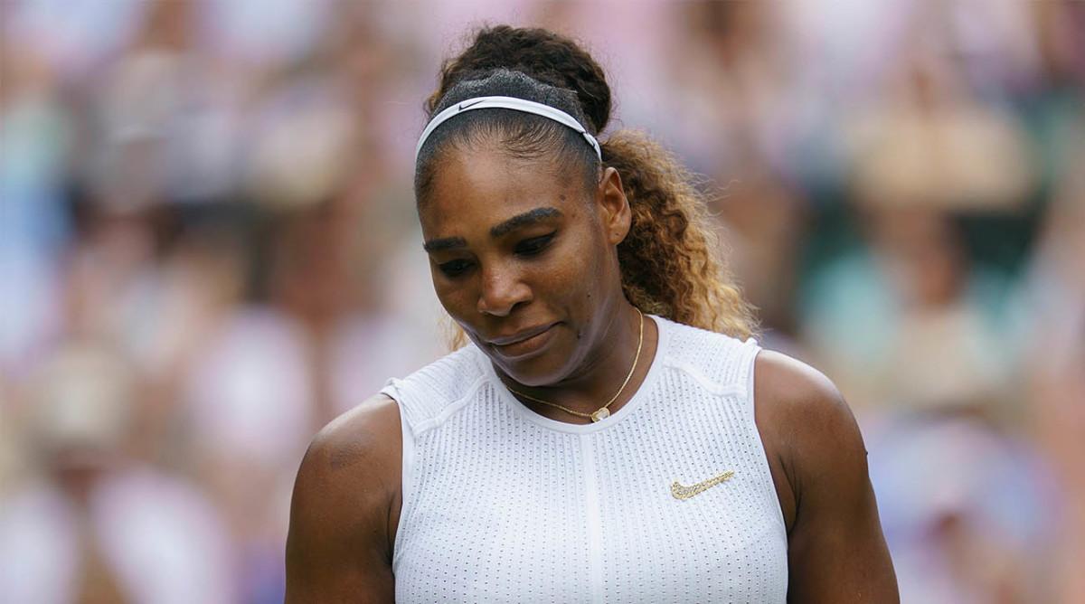 Serena Williams Retires Injured From Wimbledon 2021