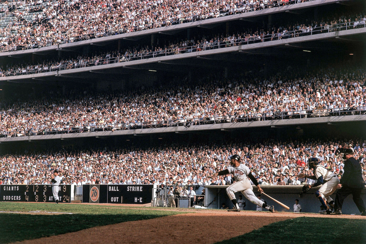 There was no shame in being eclipsed by Willie Mays. For ballplayers, it was a privilege to bask in his reflected blaze.