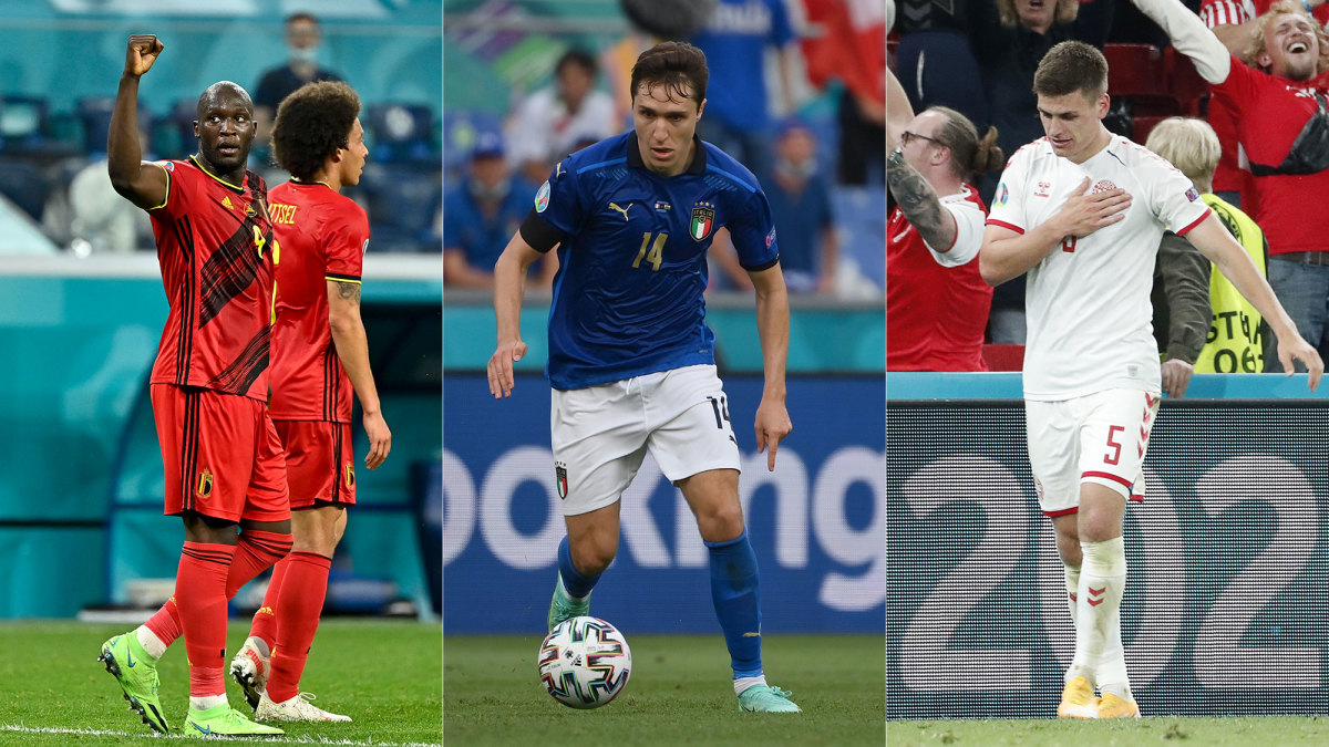 Euro 2020 Quarterfinal Rankings: With France Out, Now What?