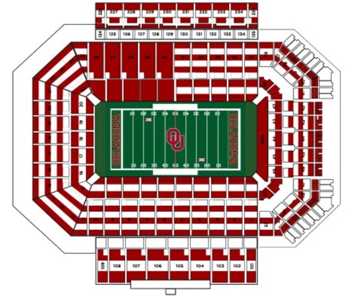 Stripe the Stadium