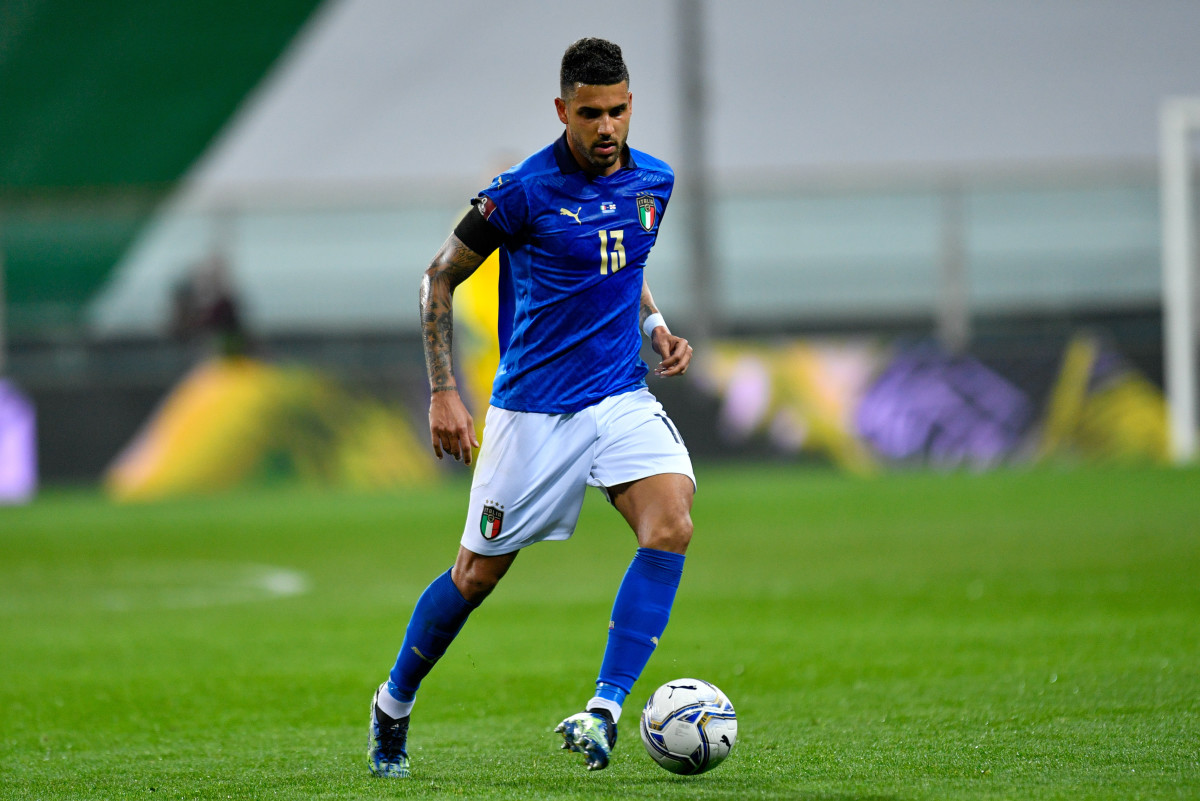 Chelsea's Emerson Palmieri is set to Replace Chelsea Target and AS Roma  defender Leonardo Spinazzola in Italy's Starting Lineup to face Cesar  Azpilicueta's Spain at Euro 2020 amid AS Roma, Inter Milan