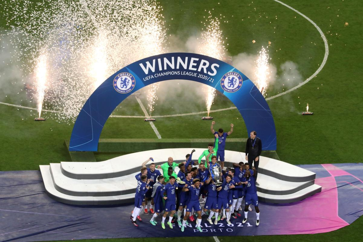 Chelsea's Champions League win has boosted the Blues bank account