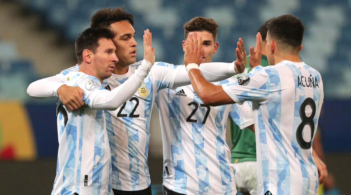 Argentina vs. Ecuador stream: Watch Copa America online, TV, time