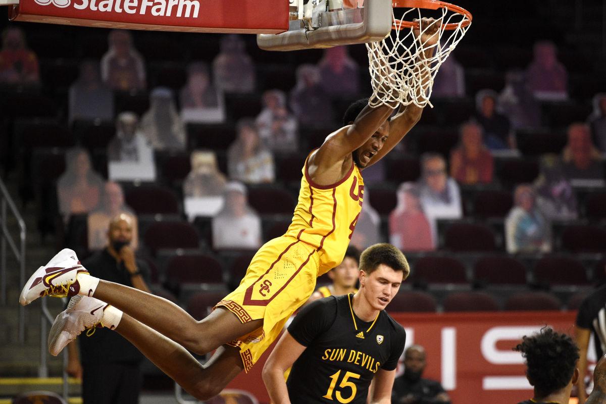 Evan Mobley, USC Trojans