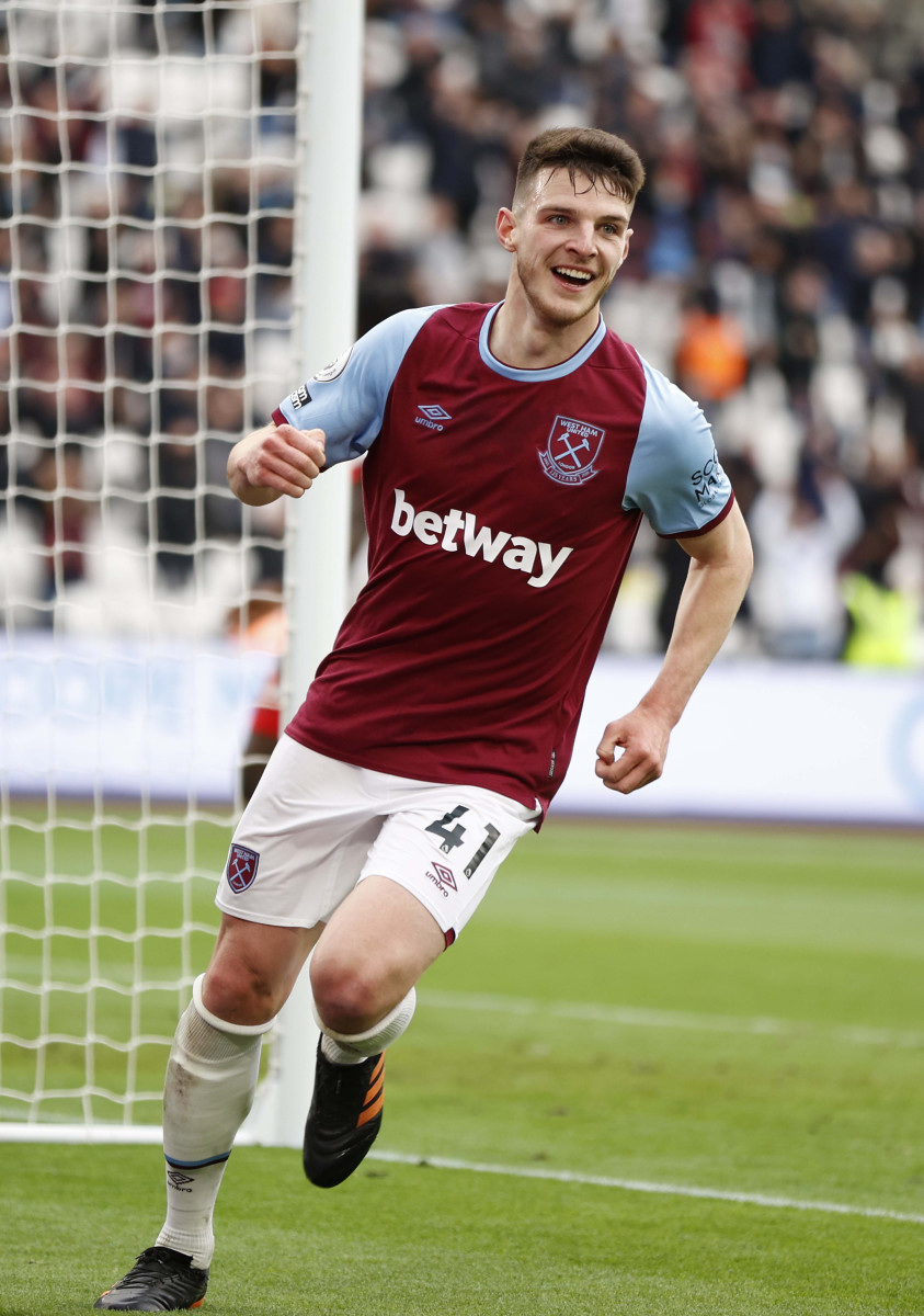 West Ham's Rice could be set for Chelsea return