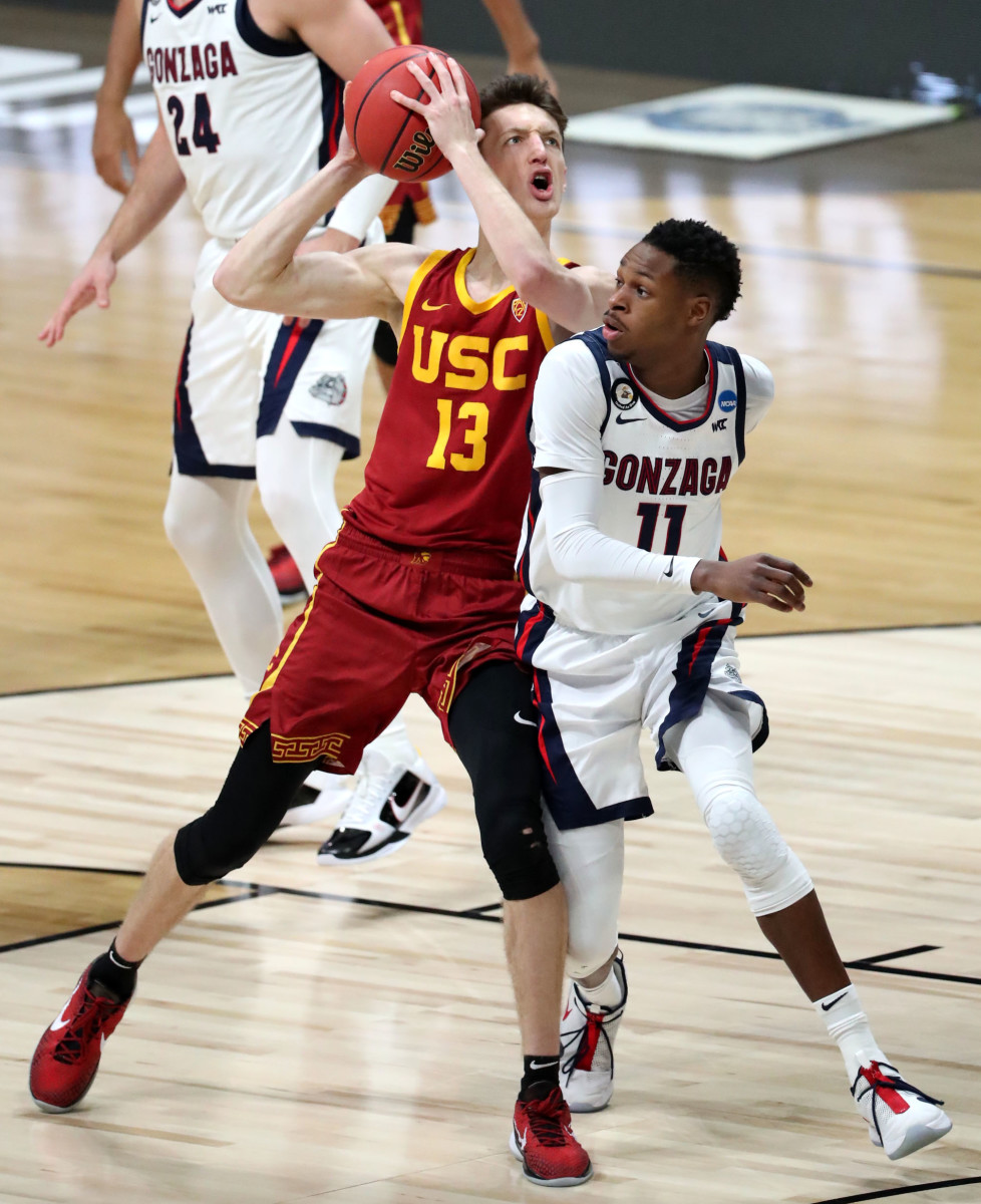 USC Guard Drew Peterson [USA TODAY]