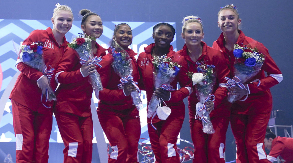 us-olympic-gymnnastics-team