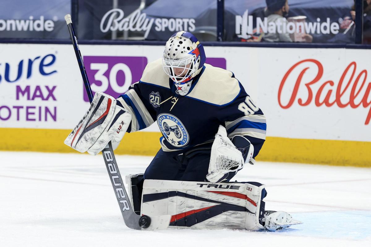 Blue Jackets Goaltender Matiss Kivlenieks Passes Away at 24
