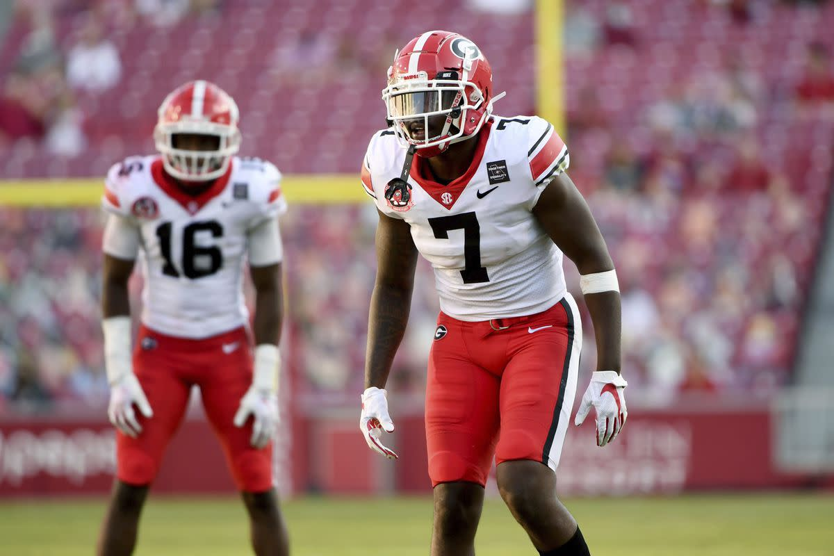 After transferring from Georgia, Tyrique Stevenson will look to have a ton of success for the Hurricanes.
