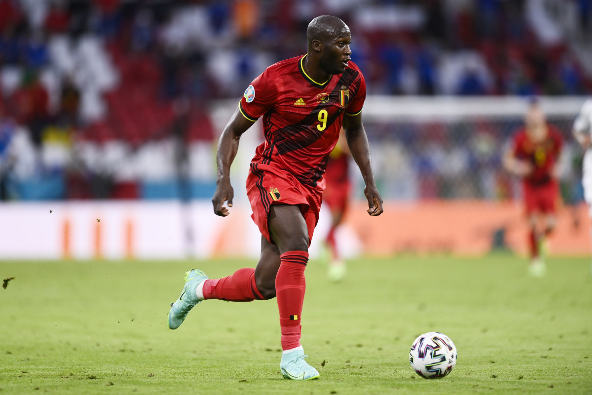 Lukaku netted four times on international duty at the summer's Euro 2020
