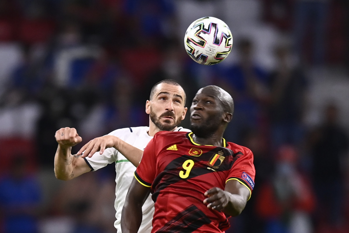 Belgium were sent home in the quarter finals, losing to Italy