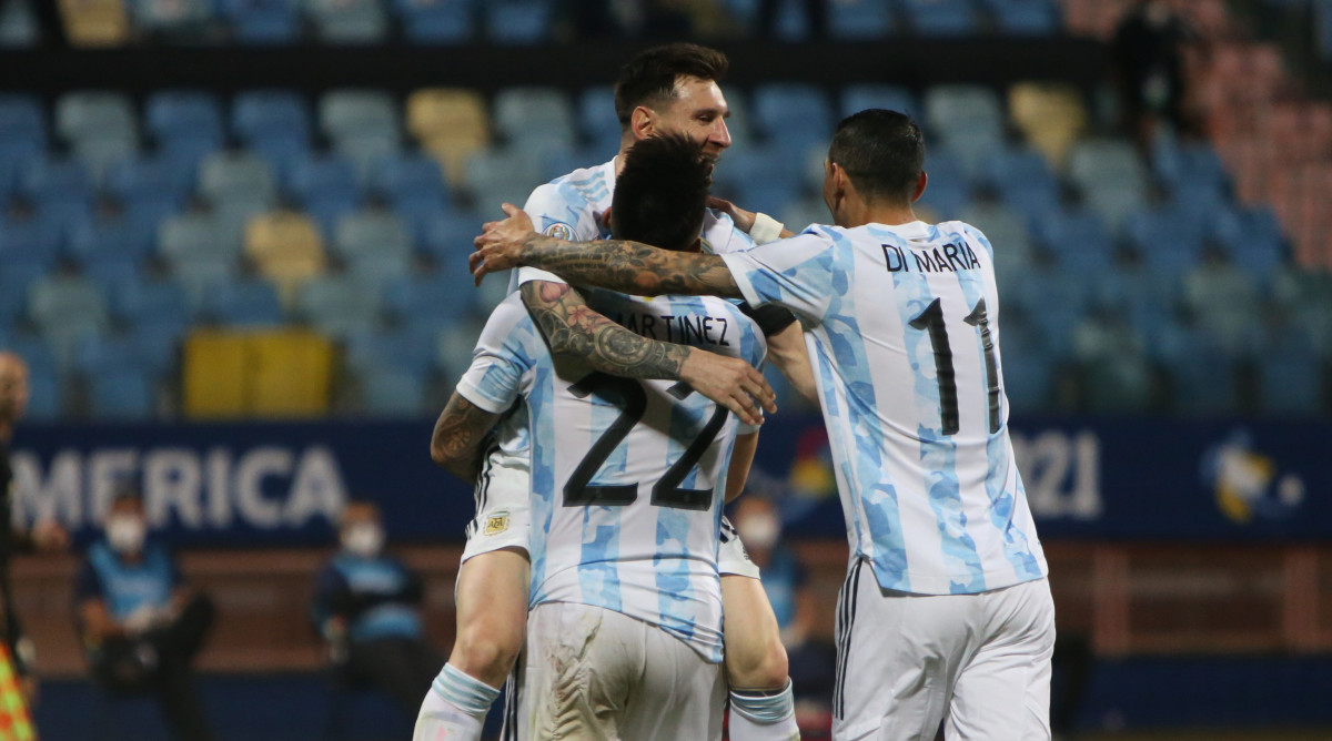 How to Watch Copa America: Argentina vs. Colombia