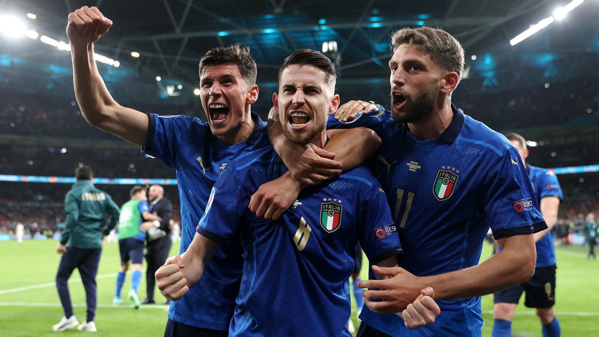 Italy beats Spain in penalty kicks to reach the Euro 2020 final