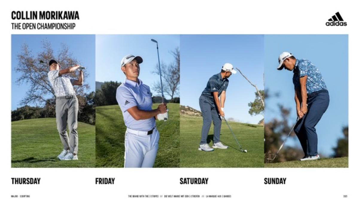 adidas Golf_The Open Championship_Morikawa