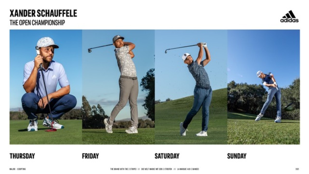 adidas Golf_The Open Championship_Schauffele