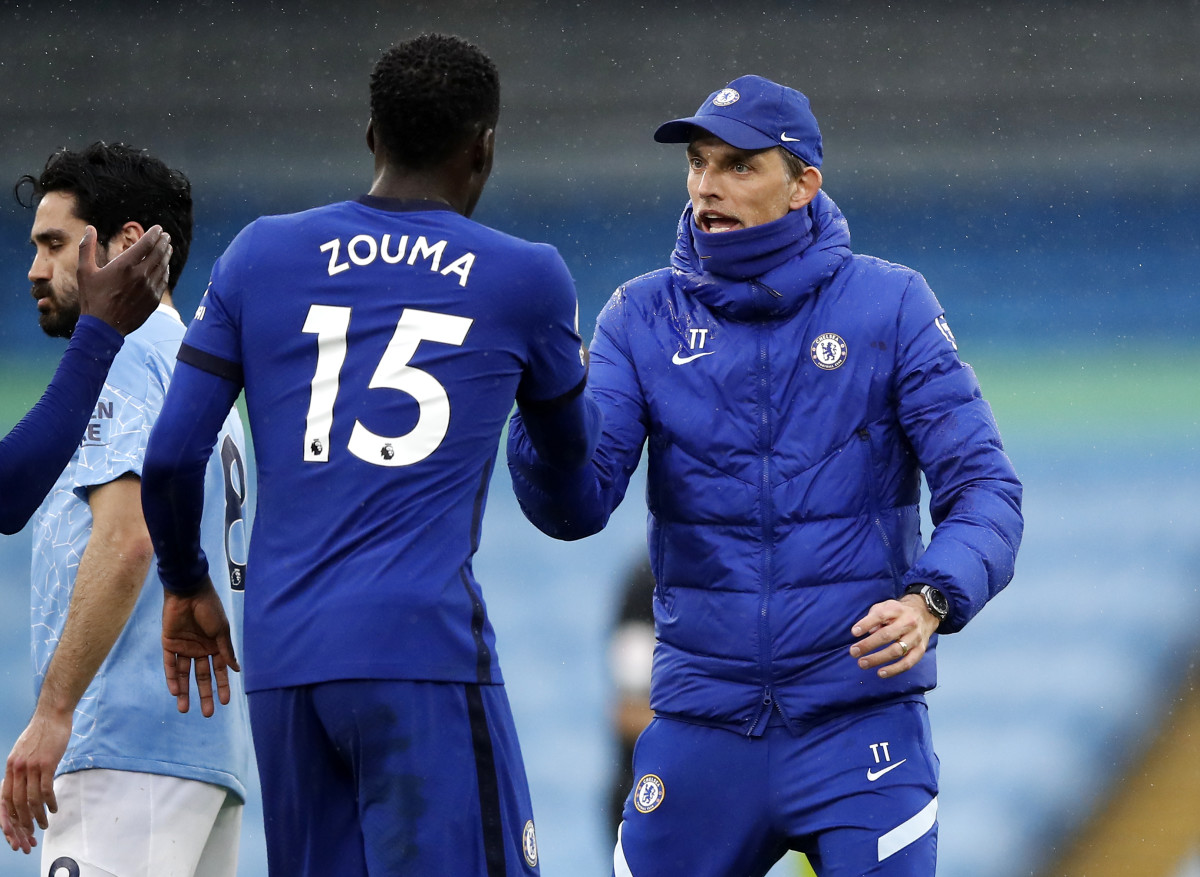 Report: Kurt Zouma 'Expected' to Leave Chelsea This Summer ...