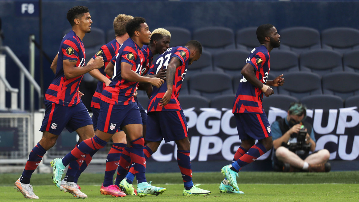 The USMNT beats Haiti to open the Gold Cup