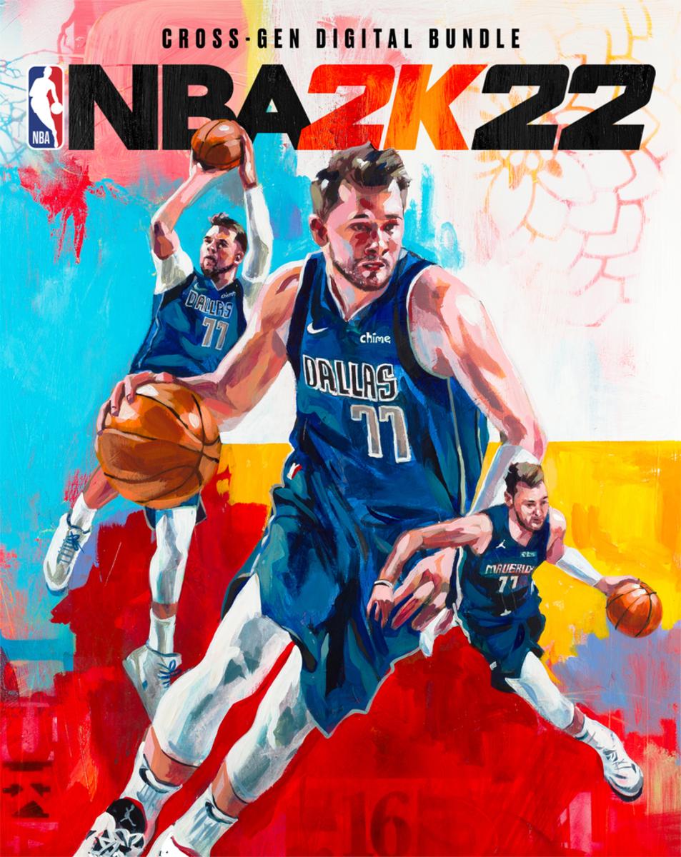 2K22 Cross-Gen Digital Bundle Edition Cover