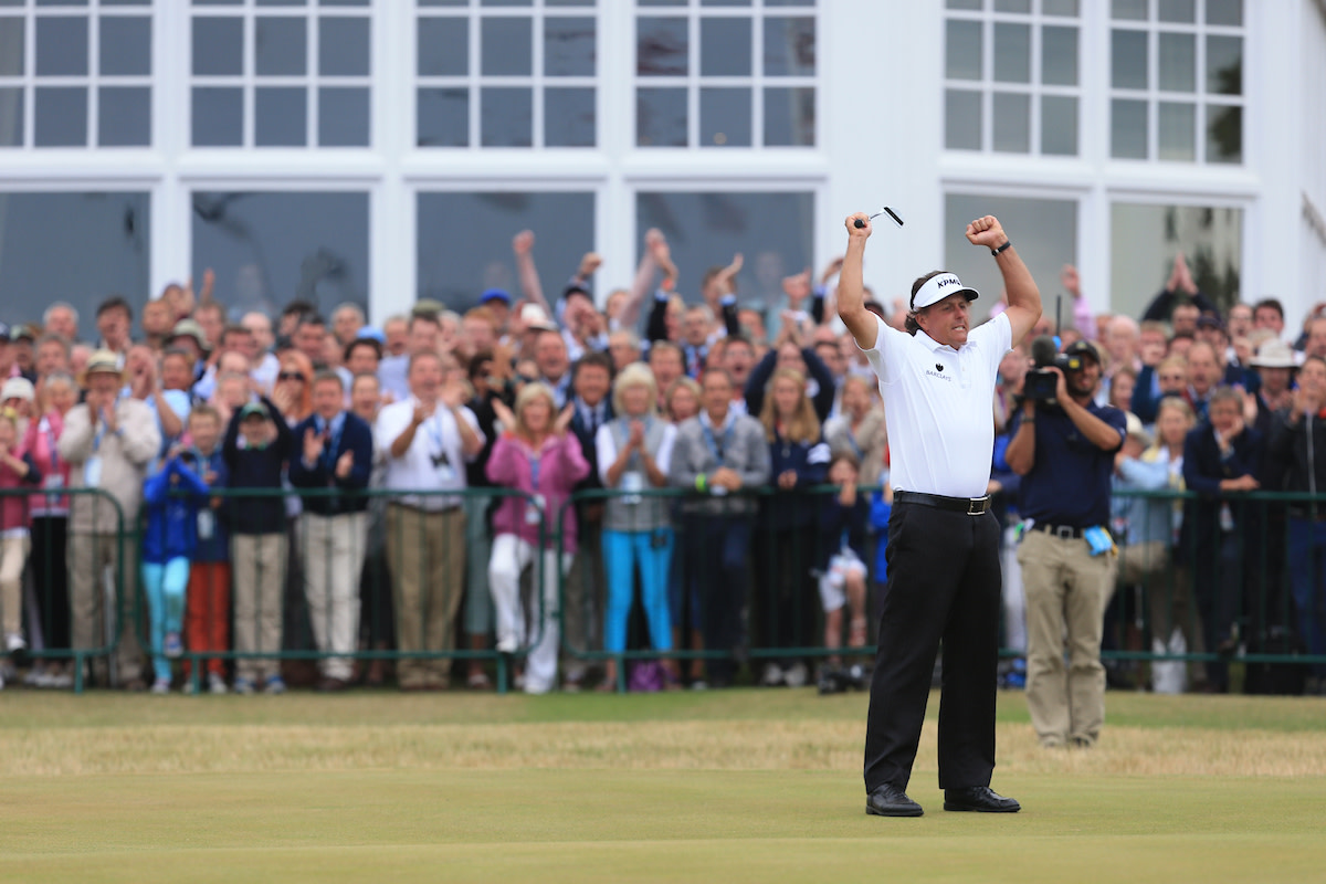 For numerous reasons, Phil Mickelson long believed that he was incapable of winning a British Open. He changed that narrative with a closing-round 66 to win the 2013 Open.