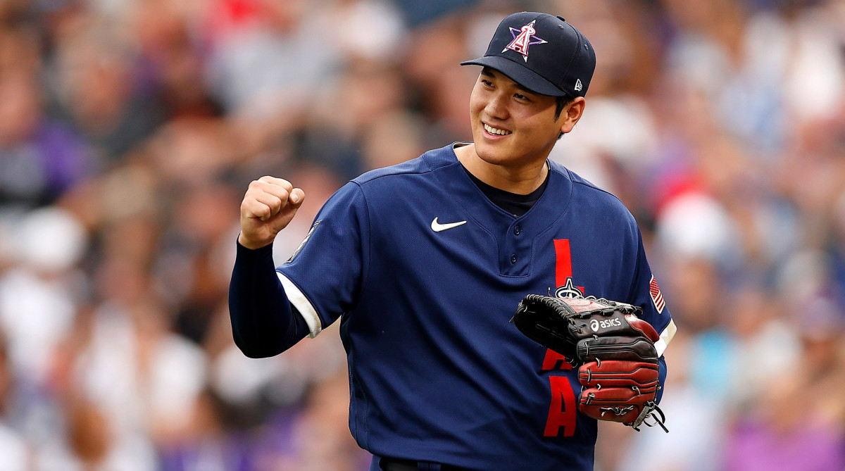 Shohei Ohtaninot only started on the mound for the American League in Tuesday's All-Star Game, but he also hit leadoff after competing in the Home Run Derby on Monday.