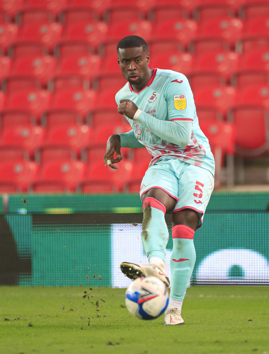 Guehi spent time on loan at Swansea