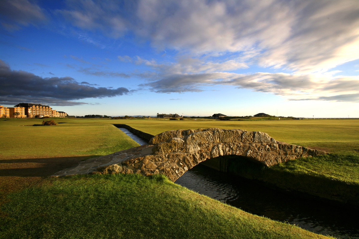 Booking a reservation for St. Andrews' Old Course will take patience.