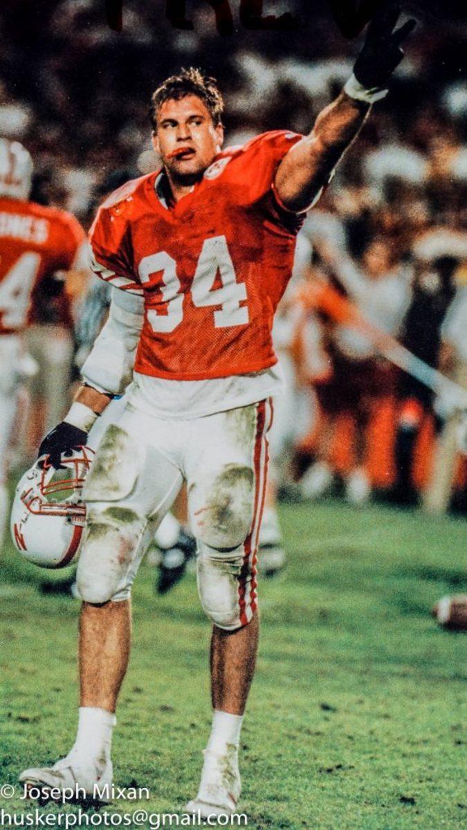 Trev Alberts 1994 Orange Bowl