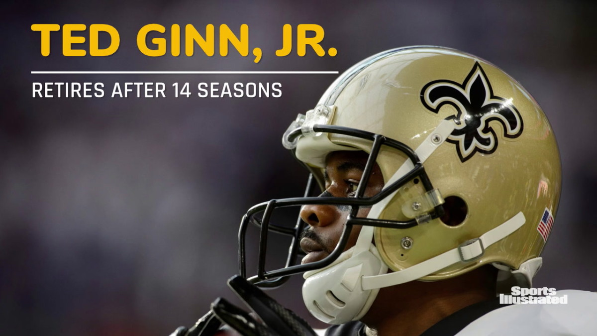 Ted Ginn Jr Retires from the NFL After 14 Seasons