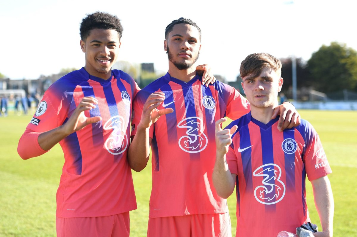 Peart-Harris (middle) and Lewis Bate (right) are set to leave the club this summer