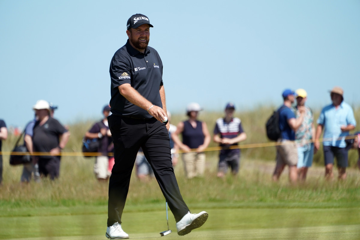 Shane Lowry finished the 149th British Open at 6-under 274.