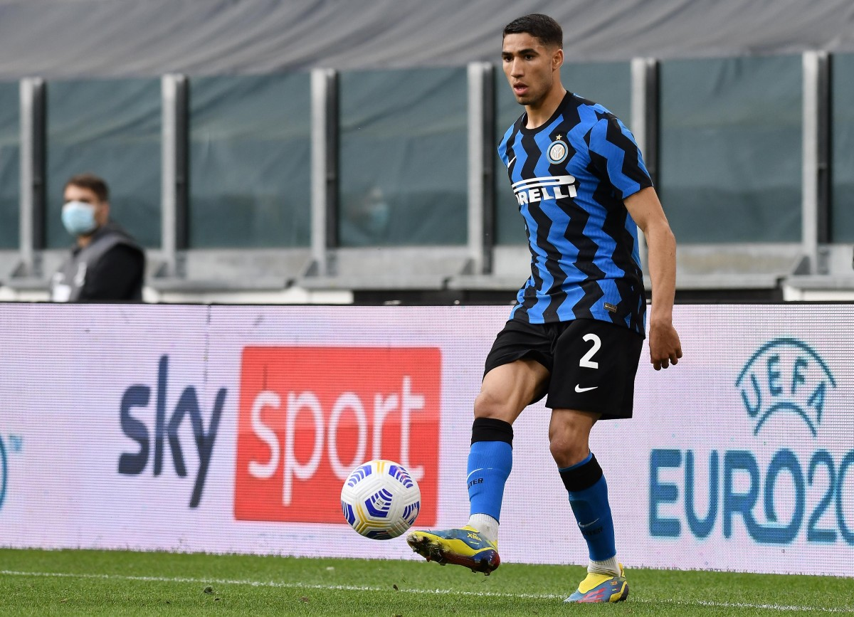 Hakimi left Serie A Champions Inter Milan for PSG amid Chelsea interest