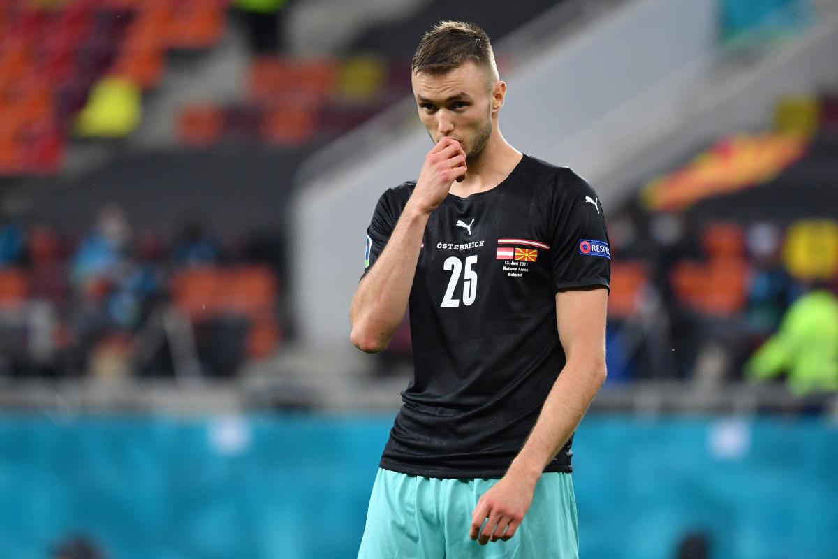 Kalajdzic impresssed at Euro 2020