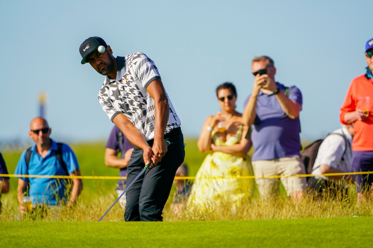 Tony Finau will look to carry some momentum to the 3M Open.