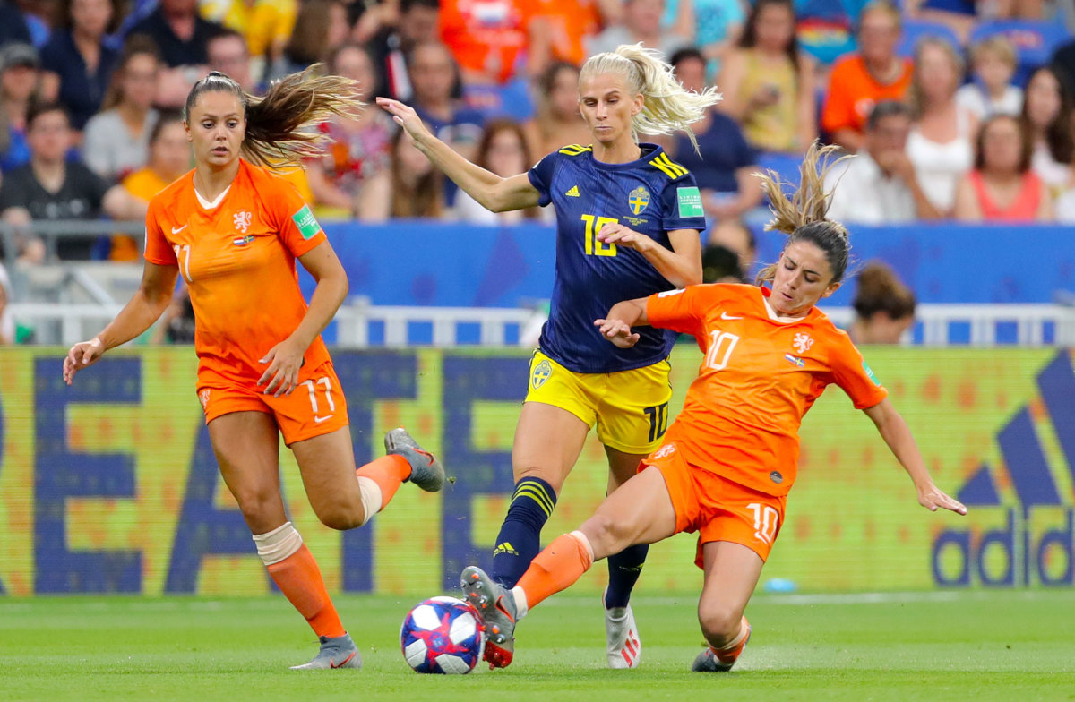 The Netherlands and Sweden are top contenders at the Olympics