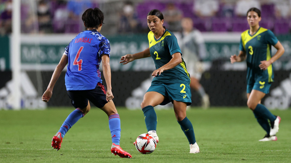 Australia and Japan will compete at the Olympics