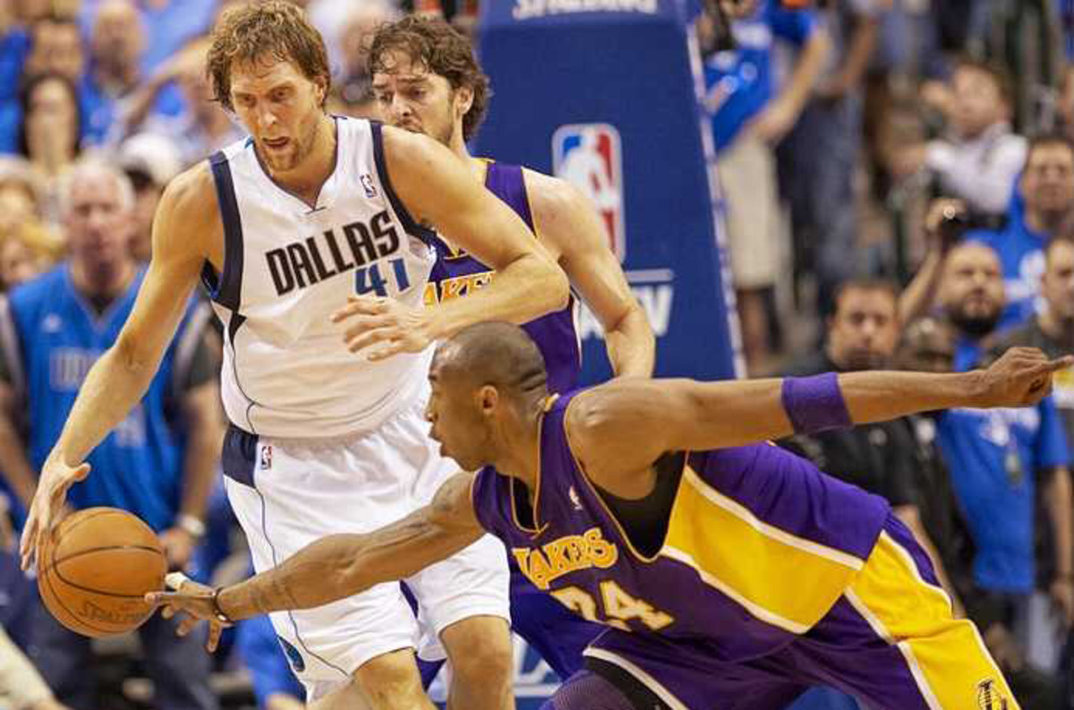 Could we be headed back to the days when stars like Nowitzki and Bryant stuck with their original teams for their entire careers?