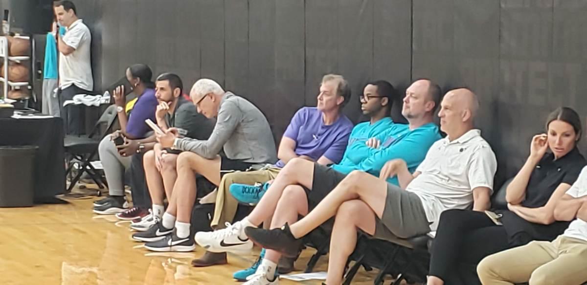 Buzz Peterson Q&A: Hornets assistant GM on evaluating talent, Michael Jordan, scouting & more