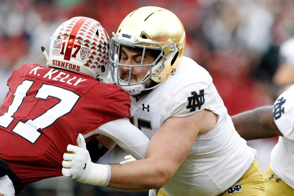 Jarrett Pattersonhas flashed a ton during his collegiate career and could be a first-round pick in the NFL Draft.