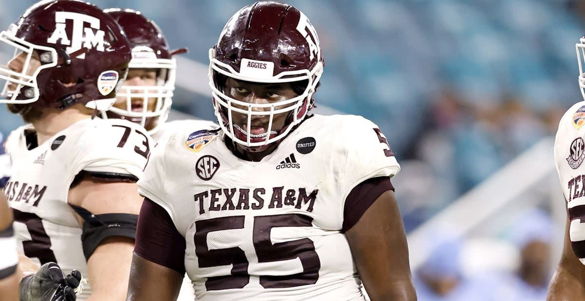 Kenyon Greenhas been considered one of the best interior offensive linemen by NFL Draft Bible staff.